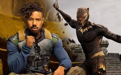 Vráti sa Killmonger? Michael B. Jordan si možno zahrá v Black Panther 2