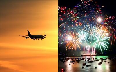 Vrátilo sa o rok v čase. Lietadlo opustilo Nový Zéland na Nový rok, pristane však na Silvestra o desiatej ráno