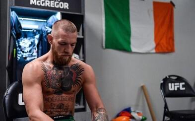 Vrátim sa, sľubuje McGregor. Hviezdny bojovník po zápase otvorene prehovoril o svojej porážke