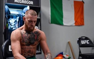 Vrátím se, slibuje McGregor. Hvězdný bojovník po zápase otevřeně promluvil o tvrdé porážce