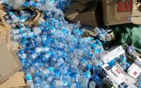 Vrátná záloha na PET láhve? Český výrobce minerálek chce zavést novinku, která by ulevila životnímu prostředí