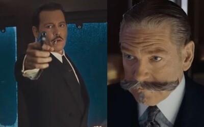 Vražda v Orient Exprese nás opätovne láka pútavým trailerom a špičkovým hereckým obsadením. Nájdete v čerstvej upútavke vraha?
