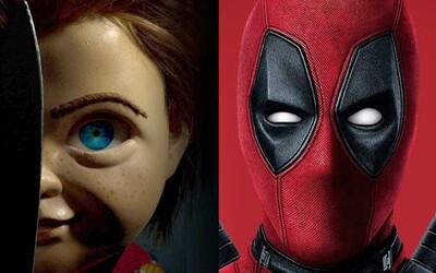 Vraždiaca bábika Chucky dostáva nový dizajn a scenáristi Deadpoola prichádzajú s novým komediálnym seriálom