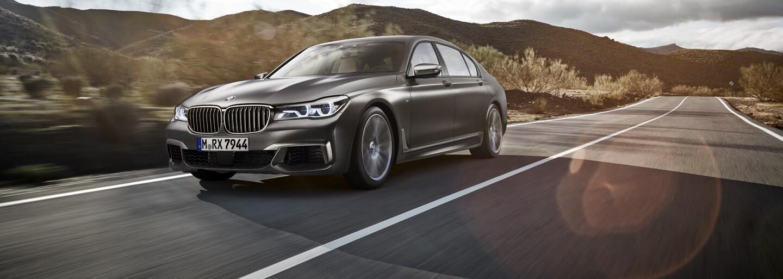 Vrcholná limuzína od BMW oficiálne odhalená. M760Li má V12-ku z Rolls-Roycu a 600 koní!