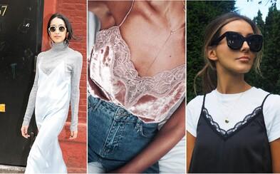 Vrstvení a samet aneb žhavé módní trendy, se kterými na podzim neuděláš chybu