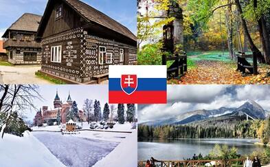 Všade dobre, doma najlepšie, alebo najzaujímavejšie miesta krajiny spod Tatier #1