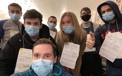 Všech pět Čechů, kteří byli evakuováni z Číny, má negativní výsledky na nákazu koronavirem
