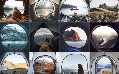 Všetky fotky na Instagrame už začínajú vyzerať identicky. Vtipný profil si uťahuje z neustáleho opakovania rovnakých konceptov