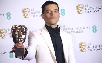 Všech 18 herců nominovaných na BAFTA Film Awards 2020 je bílé pleti
