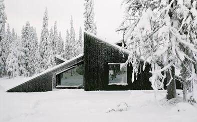 Vstúpte s nami do skvostného úkrytu pred tuhou nórskou zimou v obkolosení prírody z Lilehammeru