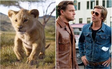 Tenkrát v Hollywoodu je rekordním a nejúspěšnějším filmem Tarantina během premiérového víkendu (Box Office)