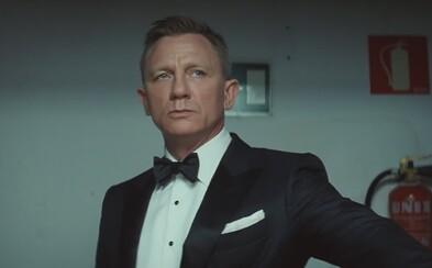 Vtipná reklama na Heineken si uťahuje z kondičky Daniela Craiga. Aj tak už navždy bude v očiach ľudí James Bond