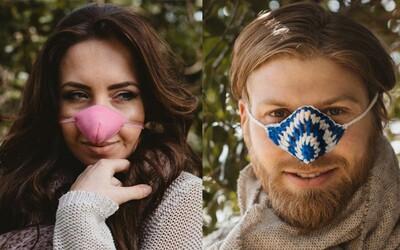 Vtipné ohřívače na nos se staly novým zimním hitem. Nenech důležitou část svého těla omrznout