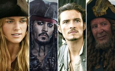 Vtipné príhody, tajomstvá a zaujímavosti z filmového sveta Pirátov Karibiku, o ktorých (možno) neviete