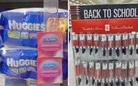 Vtipné zlyhania zo supermarketov. Návrat do školy si vraj treba spríjemniť fľašou alkoholu