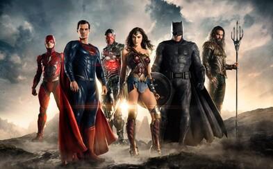 Vtipný, ohlušujúco atraktívny a akčný. Taký je prvý trailer pre Justice League!