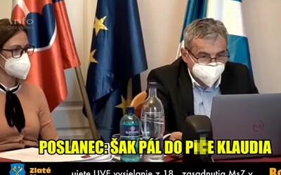 Vulgárna reakcia z mestského zastupiteľstva v Zlatých Moravciach rozosmiala internet aj samotných poslancov
