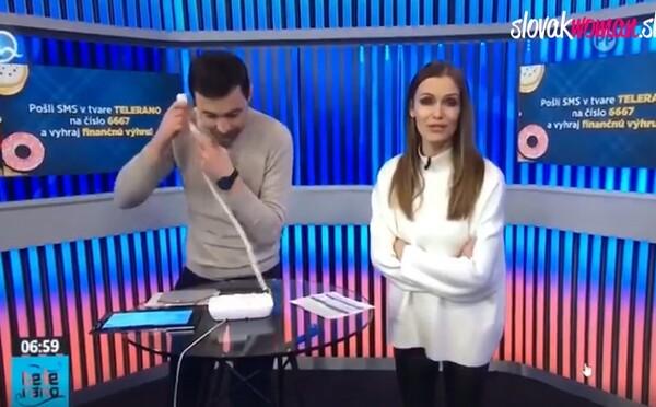 Vulgárny telefonát v Teleráne: Volaký k***t sa so mnou zahráva, reagovala volajúca na súťaž o 2 500 €