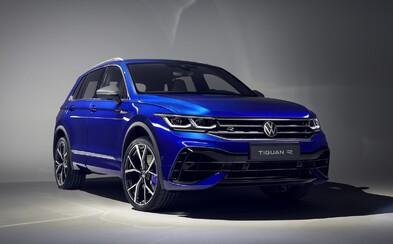 VW vynovil najúspešnejší model koncernu. Tiguan je krajší, modernejší, hybridný a prichádza aj ako 320-koňové R