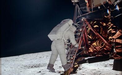 Vyber sa na Mesiac s programom Apollo cez takmer 9000 fotografií vo vysokom rozlíšení