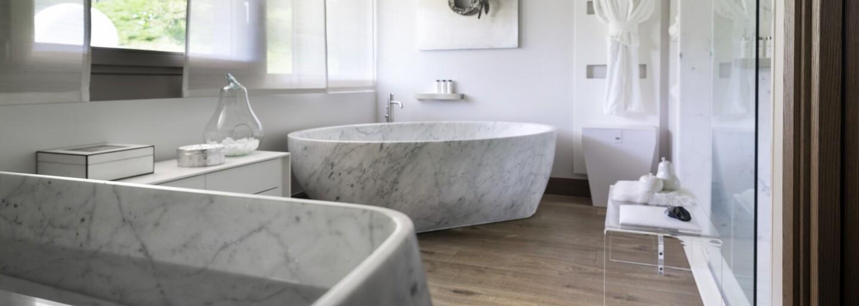 Výber tých najkrajších kúpeľní z rôznych kútov sveta, v ktorých nadobúda slovo relax úplne nový rozmer