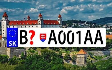 Vyber v záverečnom hlasovaní novú EČV skratku pre Bratislavu. Zostávajú už len 2 možnosti
