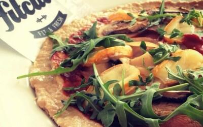 Výborná pizza bez sacharidov a plná bielkovín (recept)
