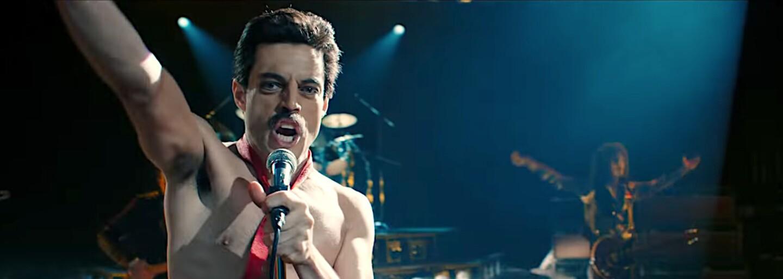 Výborne vyzerajúca dráma Bohemian Rhapsody o živote Freddieho Mercuryho dorazila s lákavými obrázkami