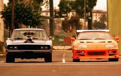 Vybrali jsme 10 nejlepších a nejkrásnějších aut ze série Fast & Furious