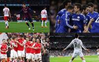 Vybrali jsme 10 nejsilnějších fotbalových týmů současnosti. Který se usadil na trůnu?