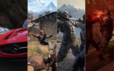 Vybrali jsme nejlepší hry roku 2014. Hlasuj pro titul, který tě oslovil nejvíc!