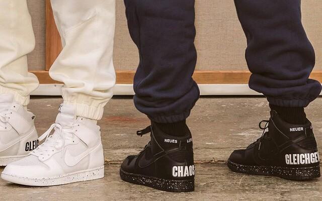 Vybrali jsme nejzajímavější tenisky a boty z prvního kola virtuálních týdnů módy