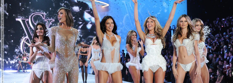 Vybrali sme 10 najkrajších modeliek, ktoré zažiaria na tohtoročnej Victoria's Secret Fashion Show