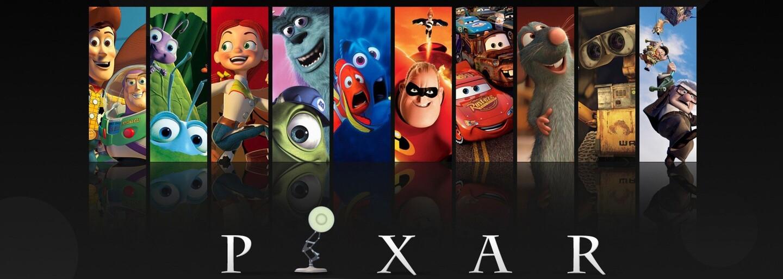 Vybrali sme 10 najlepších animákov od Pixaru. Kam sa zaradil Nemo, Toy Story či Rodinka úžasných?