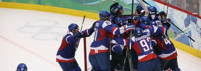 Vybrali sme 10 najpamätnejších gólov slovenskej hokejovej reprezentácie v ére samostatnosti