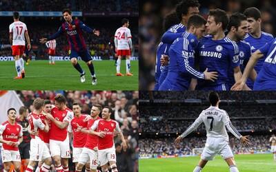 Vybrali sme 10 najsilnejších futbalových tímov súčasnosti. Ktorý sa usadil na tróne?