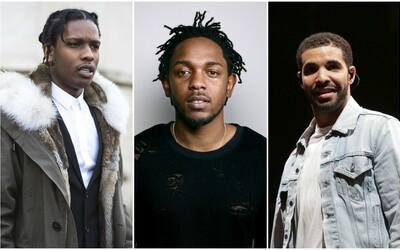 Vybrali sme 25 najlepších zahraničných rapových albumov za rok 2015