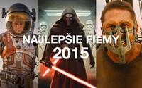 Vybrali sme najlepšie filmy roku 2015