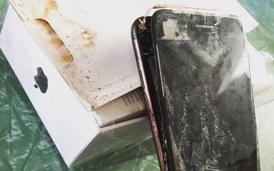 Vybuchol a zhorel prvý iPhone 7. Bude mať problémový Samsung Galaxy Note7 nového konkurenta?