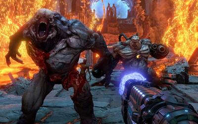 Vychádza Doom Eternal. Podľa recenzií ide o najlepšiu hru v sérii a jednu z najlepších akčných strieľačiek histórie