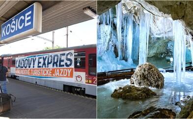 Východniari sa budú môcť v lete schladiť vďaka Ľadovému Expresu. Atrakcia ich dopraví až do Dobšinskej ľadovej jaskyne