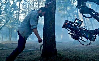 Vychutnaj si porciu fotografií z nakrúcania Logana, ktoré ťa opäť raz rozcítia