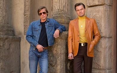 Vychutnejte si fotky z natáčení Tarantinovy novinky Once Upon a Time in Hollywood. Ve filmu se objeví i postava Bruce Leeho