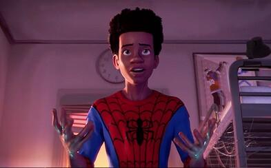 Vychutnajte si skvelé zábery z animovaného Spider-Mana na pozadí skvelého soundtracku