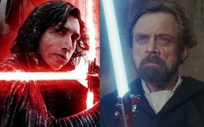Vychutnajte si súboj Kylo Rena a Lukea Skywalkera z The Last Jedi, ako aj stret Finna s Phasmou