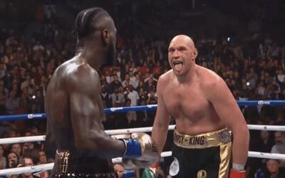 Vychutnej si 10 nejlepších momentů ze souboje Wilder vs. Fury. Po tvrdých knockdownech přicházely vyplazené jazyky