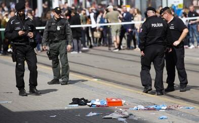 Vycvičený policajt mohol zabrániť tragédii na Obchodnej ulici