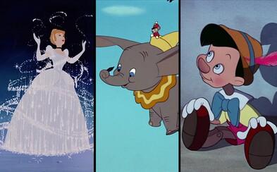 Vydajte sa s nami do sveta Walta Disneyho a preskúmajte príbehy, ukrývajúce sa za Snehulienkou, Pinocchiom či inými obľúbenými animákmi