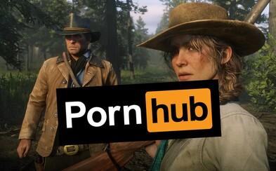 Vydání Red Dead Redemption 2 zvedlo vyhledávání porna z divokého západu o 731 procent
