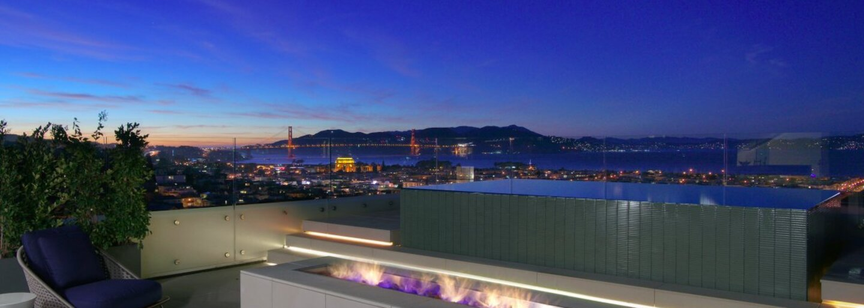 Výhľad ako z rozprávky. Najdrahšia vila v San Franciscu stojí 28 miliónov a dlho sa na trhu určite nezdrží